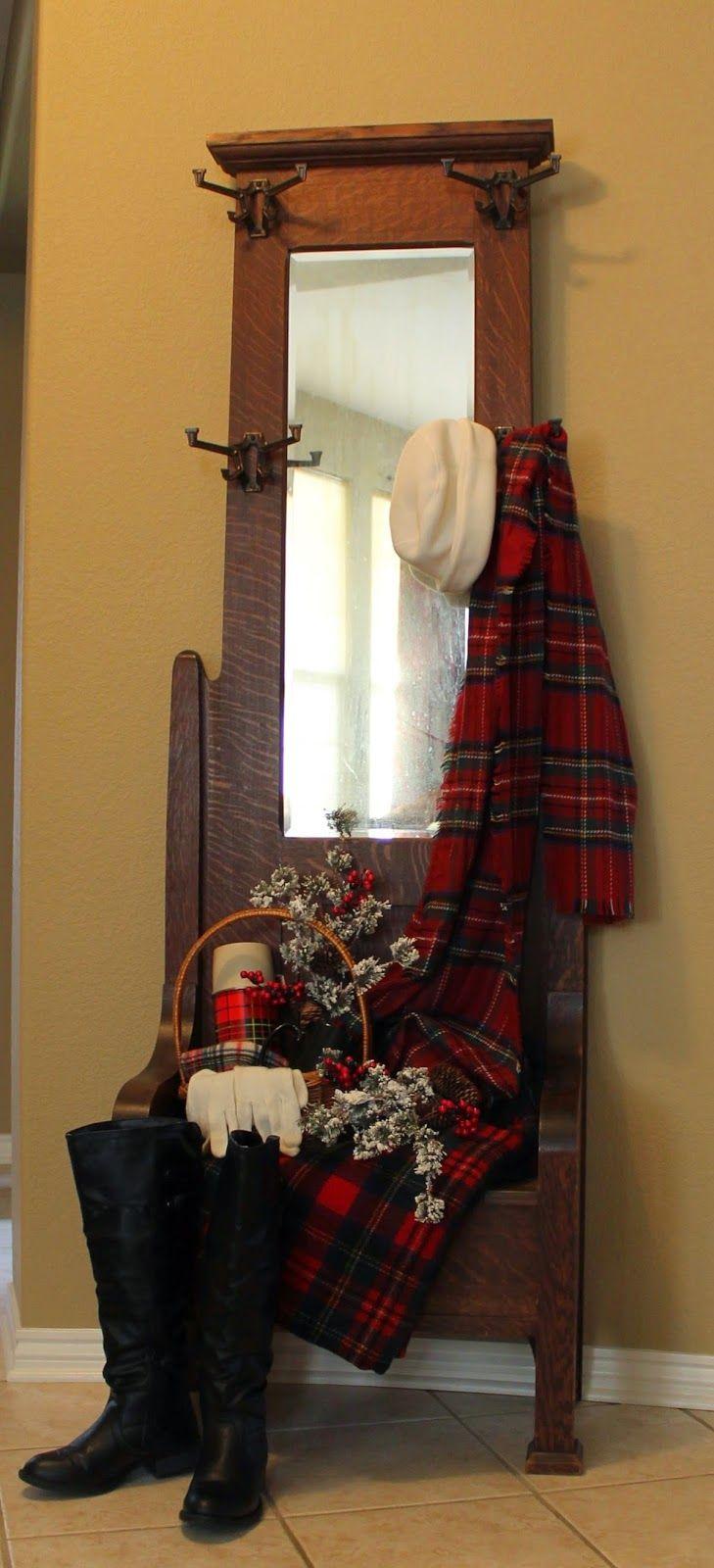 Southern Seazons: Christmas hall tree