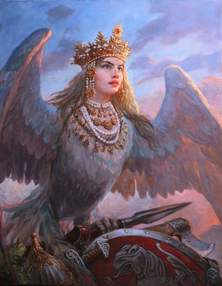 Птица Слава – Андрея Шишкина Bird Glory - Andrei Shishkin
