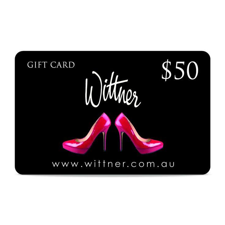 Wittner - Gift Card, $50