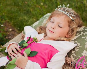 Sleeping Beauty Aurora jurk kostuum Pink maat 3-6