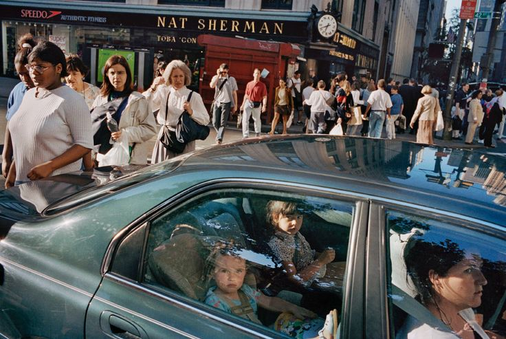Gus Powell - Street Photography