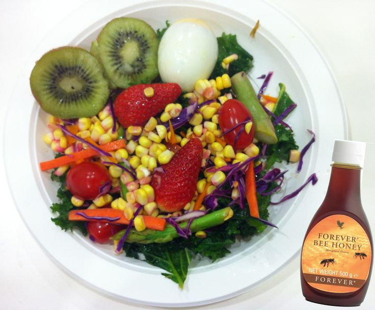100% natural bee honey 4 salad :)