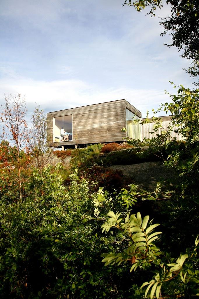 Reiulf Ramstad Arkitekter   Project   Summerhouse Inside Out