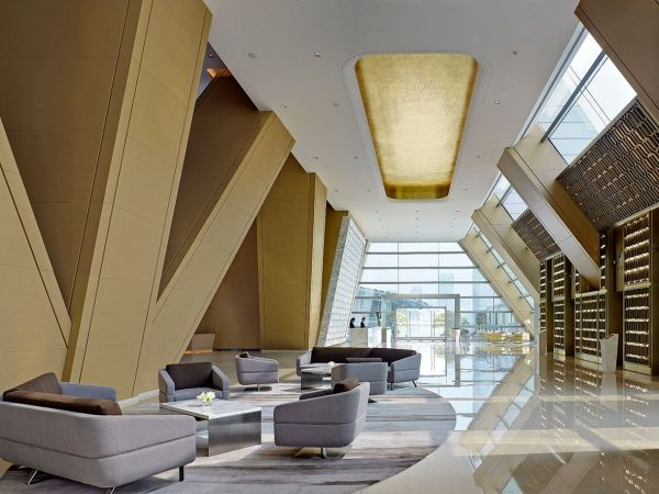 10 Gorgeous Hotel Lobbies That Will Take Your Breath Away