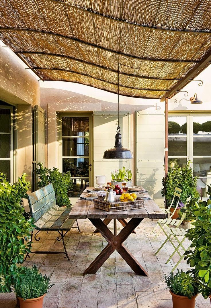 70 Idees to shade in areas OUTDOORS | SOULOUPOSE THE