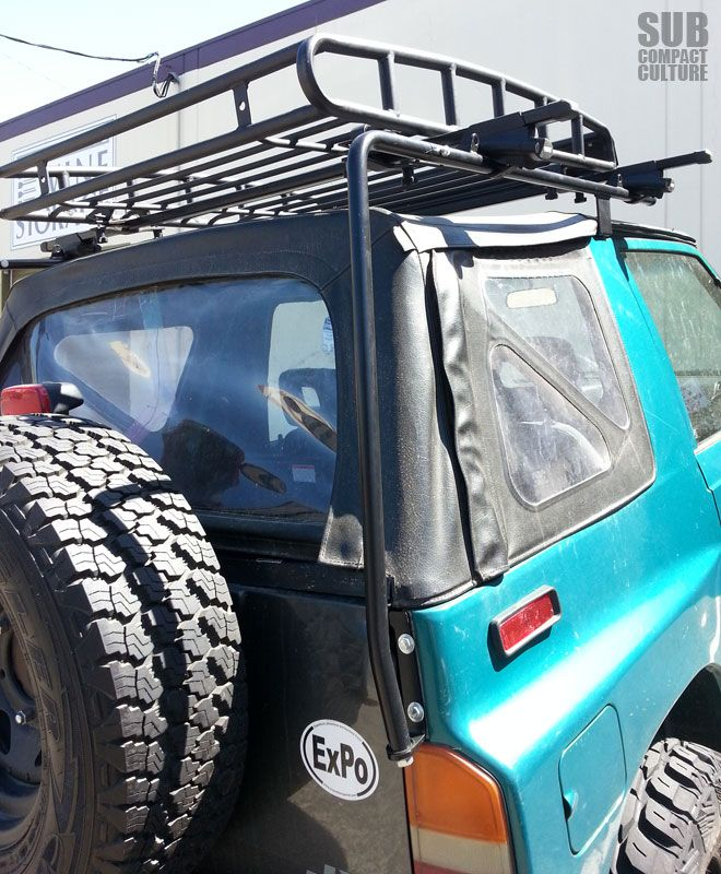 THULE roof racks. Anybody use them? - Expedition Portal