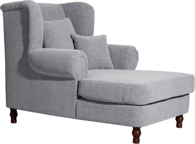 Ohrensessel Madeleine Mit Holzfussen In 2020 Home Decor Furniture Armchair