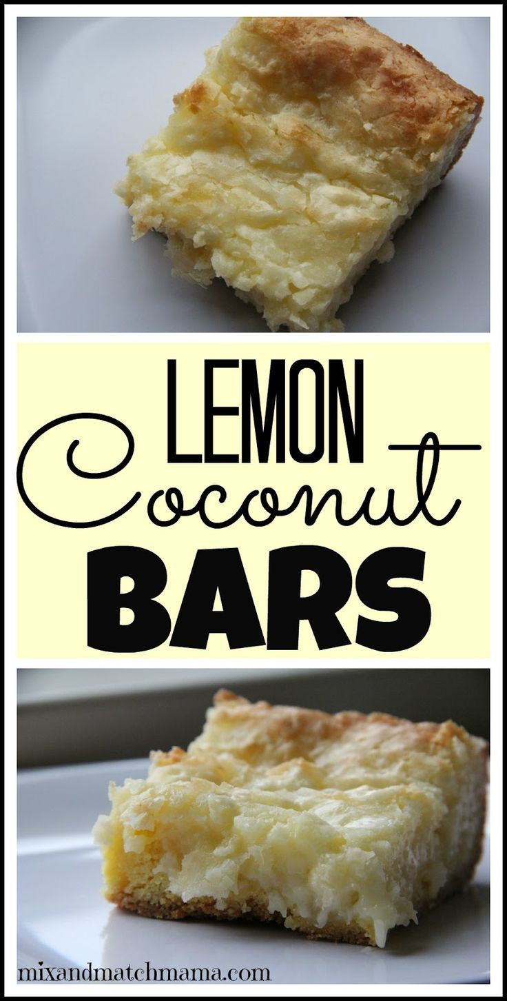 Mix and Match Mama: Bar 81: Lemon Coconut Neiman Marcus