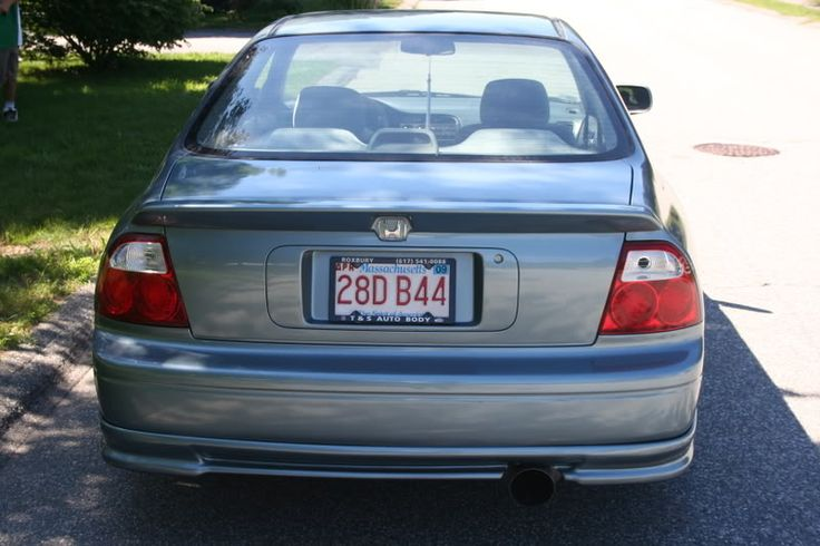 CleanCoupe94:1994 Honda Accord LX Coupe