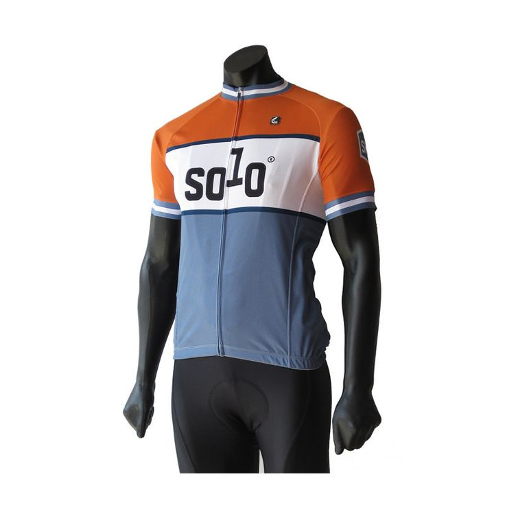 Solo CC Short Sleeve Jersey