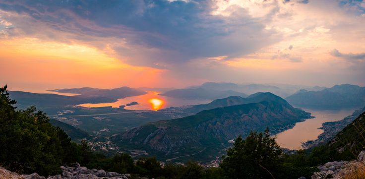 To reach this location, one needs to take the road going south from Kotor, Montenegro, then take a left turn and drive up a narrow road along the face of the mountain. After 25 hair-raising hairpin…