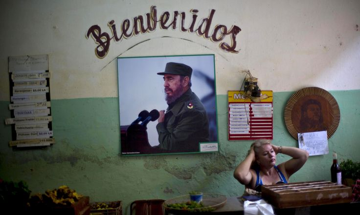 Fidel Castro: Cuba can reconcile with US | World news | The Guardian