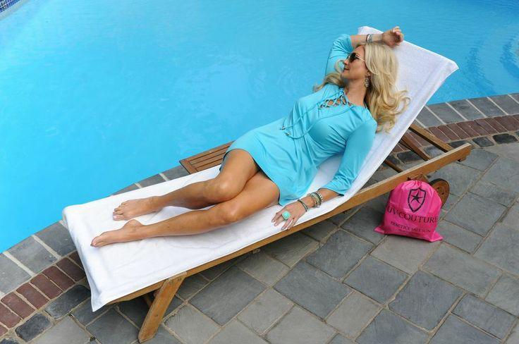 Scarlett Sun Dress - UV Couture www.uvcouture.com  Upf50 #smartmeetssexy