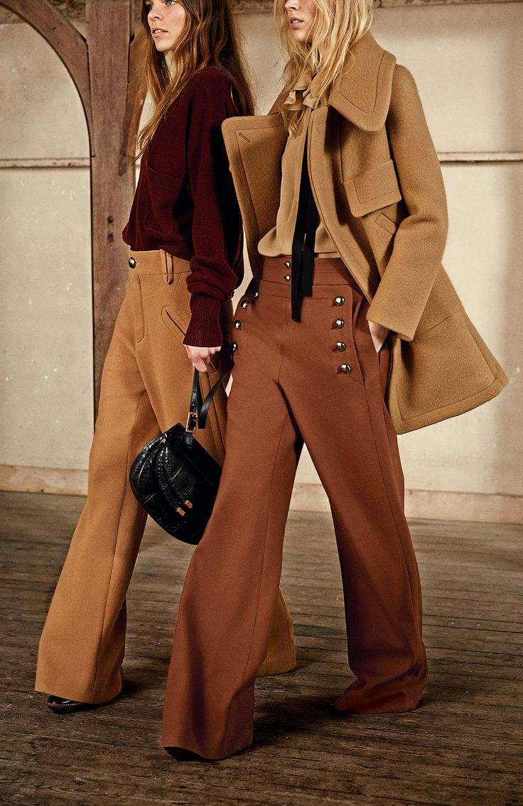 The Chloé Fall 2015 collection: