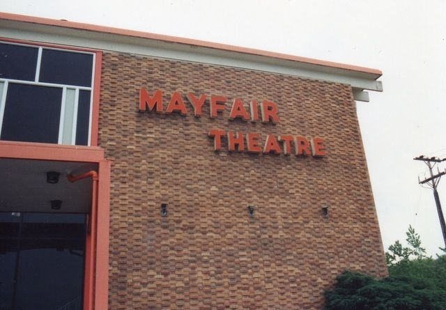 Mayfair Theater - I saw MANY movies there!!   TOSA/MKE/WI ...