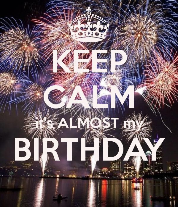 Keep Calm Its My Birthday Cover Photo For Facebook - 0425