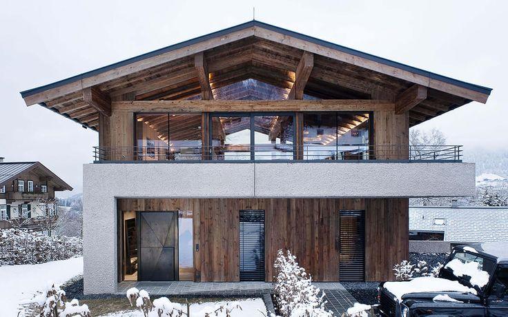 Einfamilienhaus Schattberg Kitzbühel
