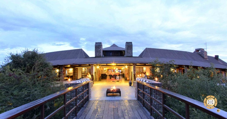 Spectacular 360° Virtual Tour for Etosha Safari Lodge in Namibia.