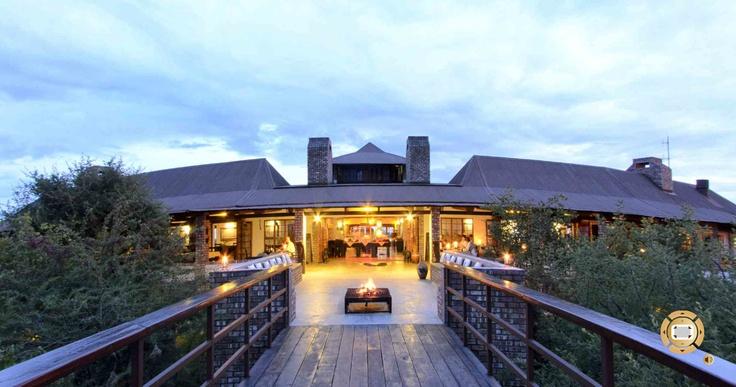 Spectacular 360° Virtual Tour for Etosha Safari Lodge in Namibia.