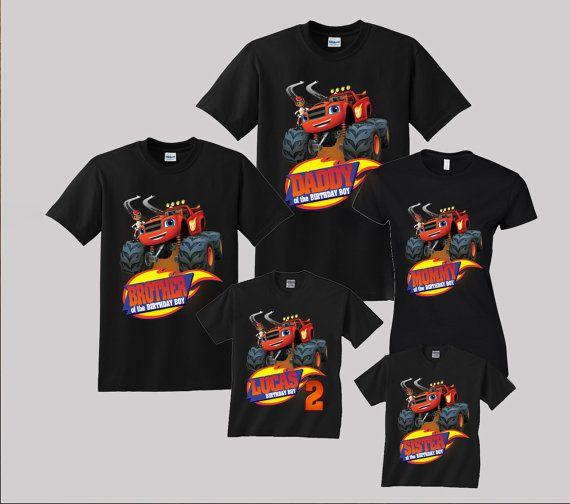 Fiammata compleanno camicia Custom personalizzata magliette