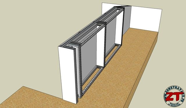 garde corps placo 13 d co en 2019 garde corps garde. Black Bedroom Furniture Sets. Home Design Ideas