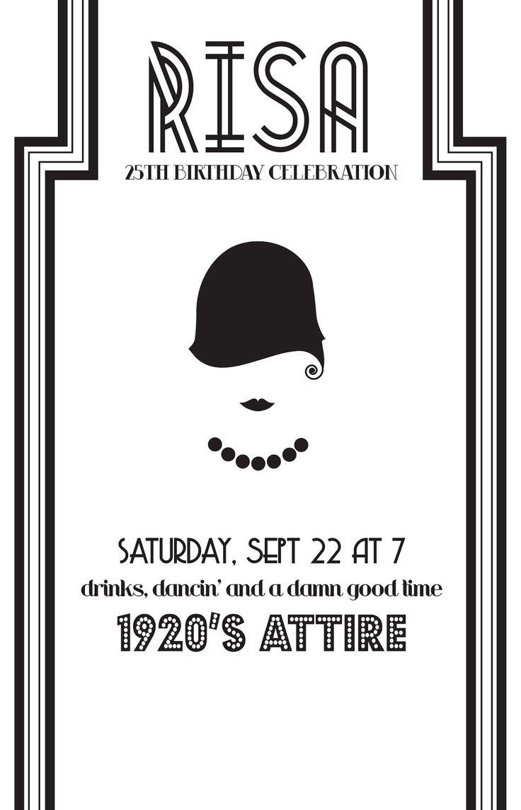 Best 25+ 1920 theme party ideas on Pinterest   Gatsby theme, 20s ...