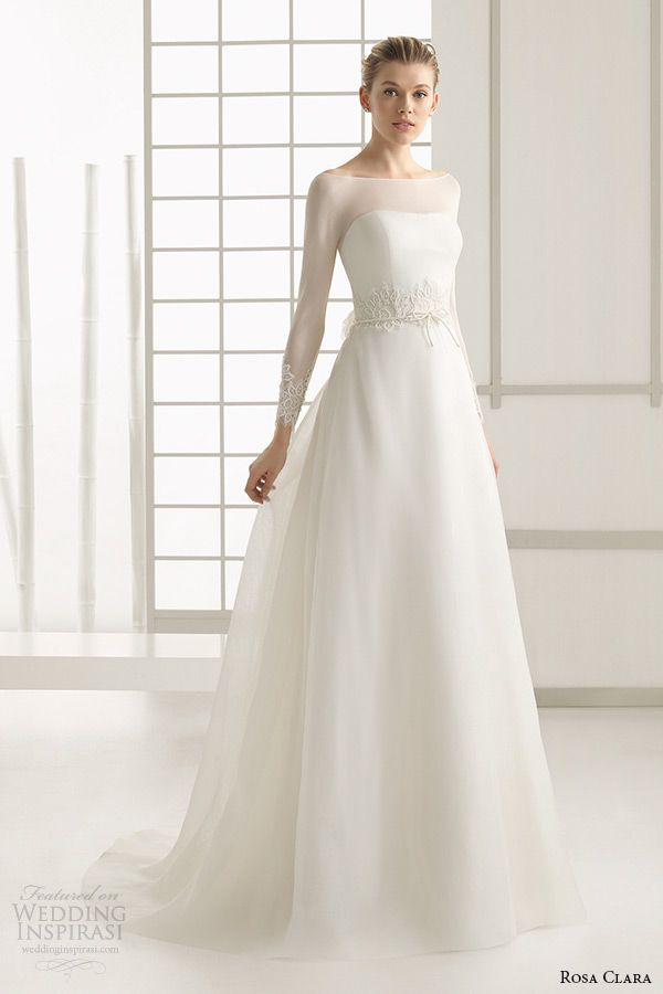 Rosa Clara 2016 Wedding Dresses Preview | Wedding Inspirasi