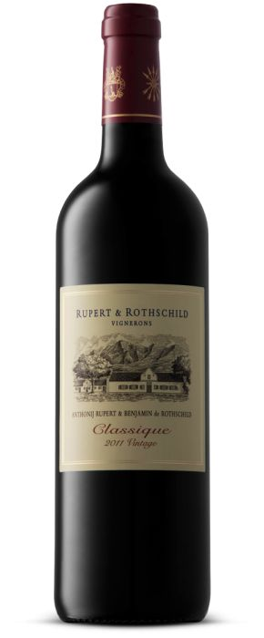 Rupert and Rothschild Classique Red 2011