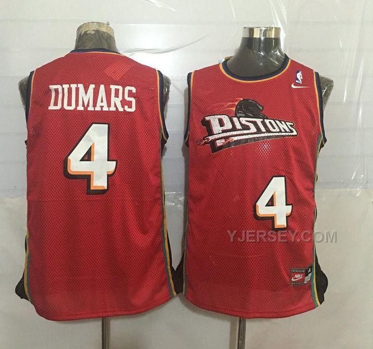 http://www.yjersey.com/pistons-4-joe-dumars-red-nike-stitched-jersey-hot.html Only$34.00 #PISTONS 4 JOE DUMARS RED #NIKE STITCHED JERSEY HOT Free Shipping!