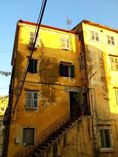 Corfu (with smartphone)