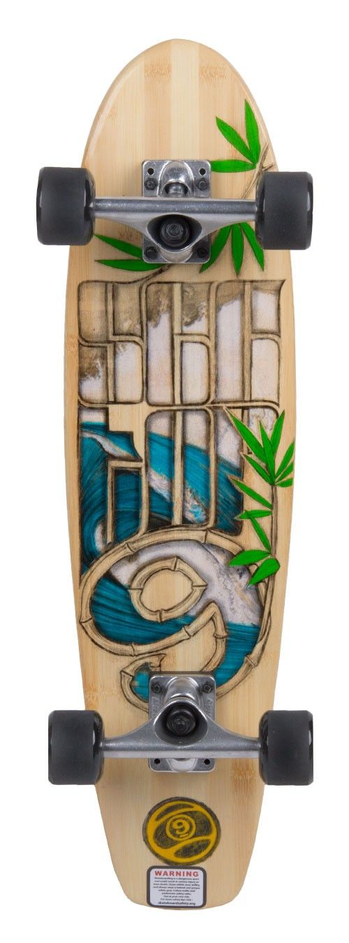 Sector 9 is the original longboard skateboard for the surf, skate and snowboarding lifestyles. The ......Price - $120.00