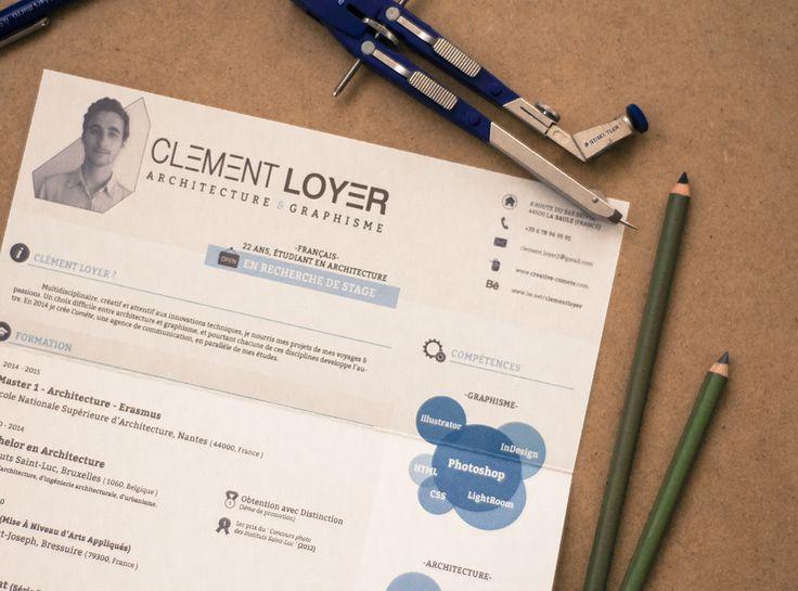 32 best Resume templates images on Pinterest Resume templates - how to make your own resume template