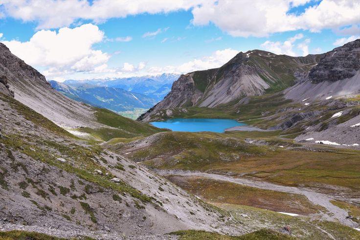 Wunderschöner Bergsee nicht wahr? Ein Geheimtipp unserer Rezeptionisten!
