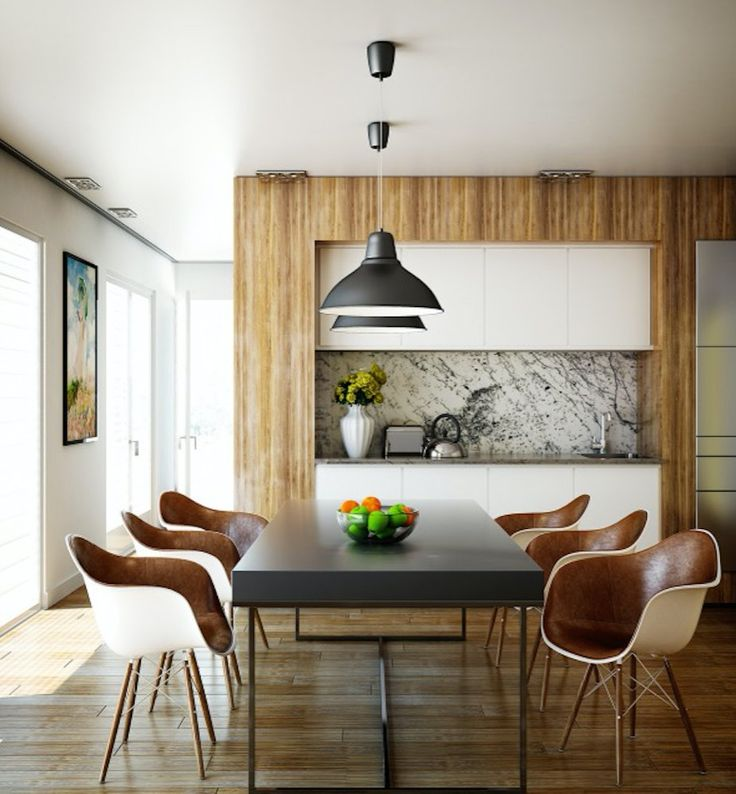 Modern Dining Keeping it simple 157