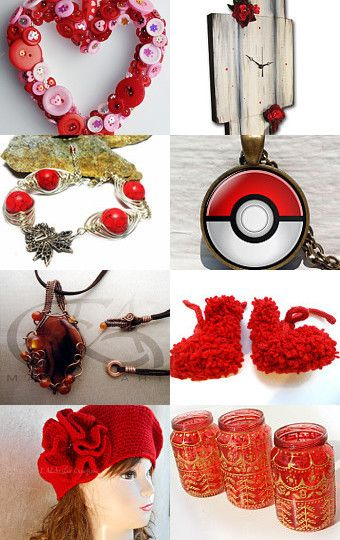 Valentine's Gift Ideas by Carmen on Etsy--Pinned with TreasuryPin.com