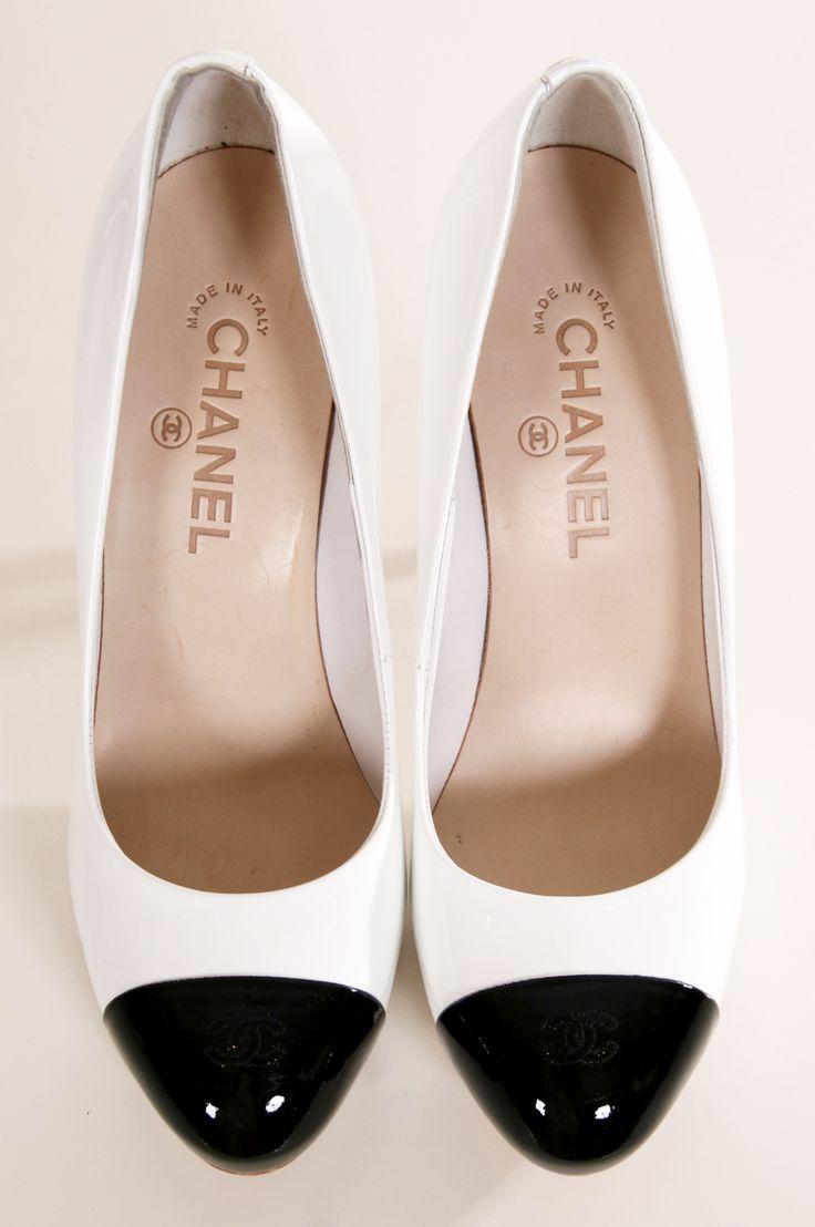 CHANEL HEELS @Michelle Flynn Flynn Coleman-Hers
