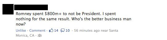 25 Funniest Facebook Statuses About The Election. Ahahaha oh god. So funny.