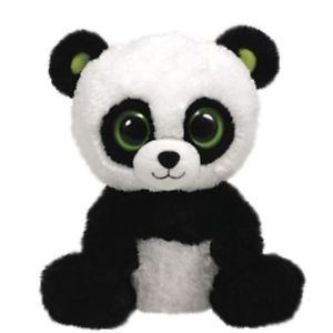 Ty Stuffed Animals | Ty Beanie Boo's Stuffed Plush Animals 36005 Bamboo The Panda | eBay
