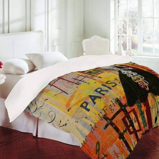 49 best images about eiffel tower bedding on pinterest for Paris bedroom designs