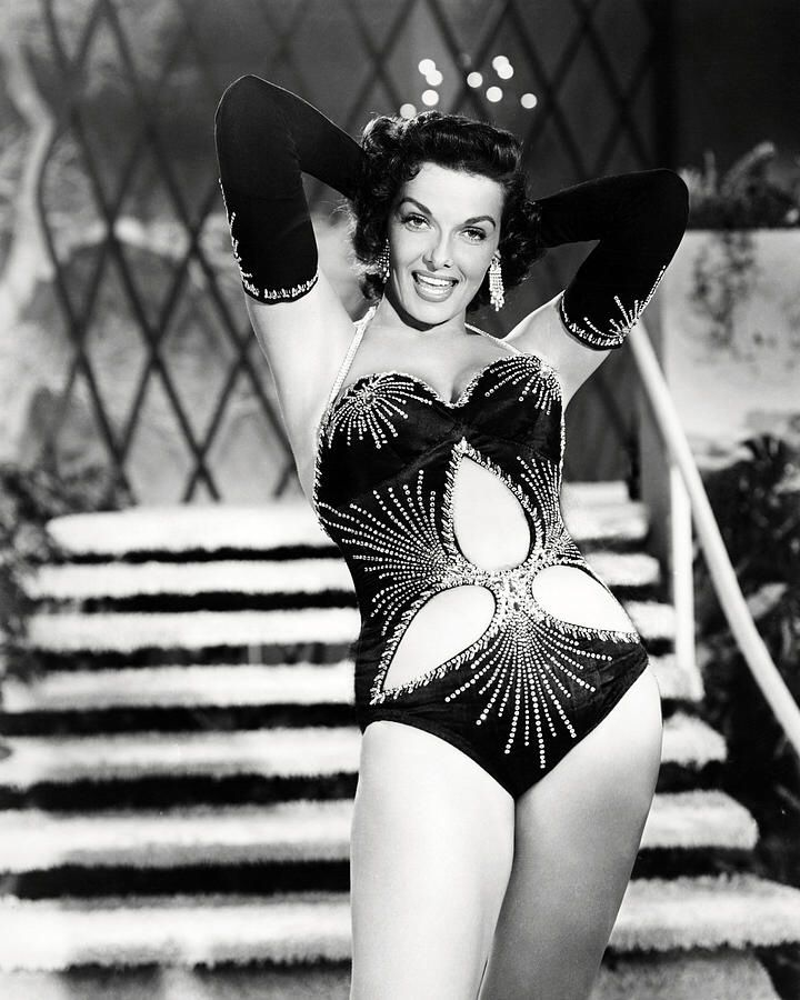 "the50sbest: ""Jane Russell, 1950"""