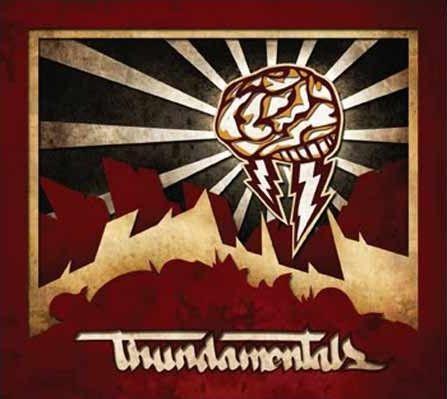 """DAY 152: """"Thundamentals"""" by: Thundamentals"""