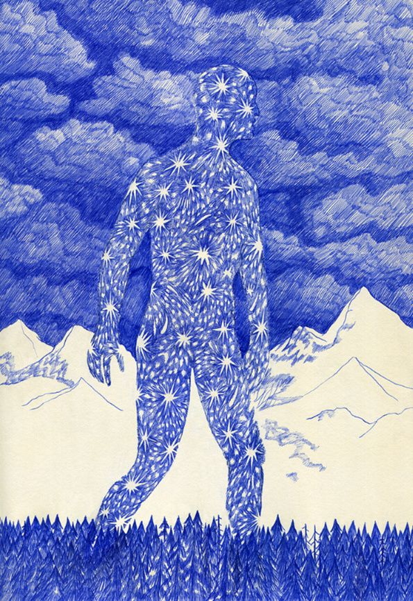 Kevin lucbert in Illustration