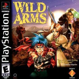 The original Wild Arms, which will always be the best one. It was re-released as a PS2 game with some improved graphics, but it wasn't worth playing in my opinion.