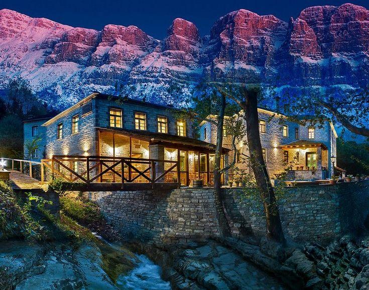 10 ξενώνες με υπέροχη θέα