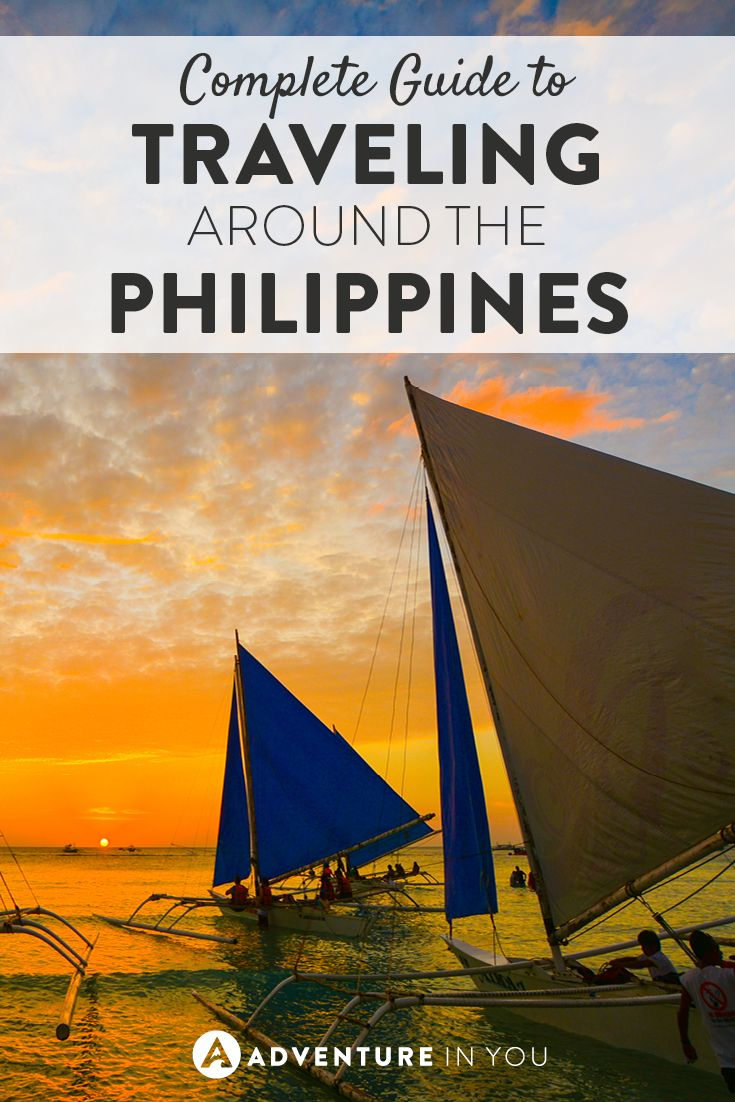 Jetting off to the Philippines? Here is our complete guide to help you when you get there
