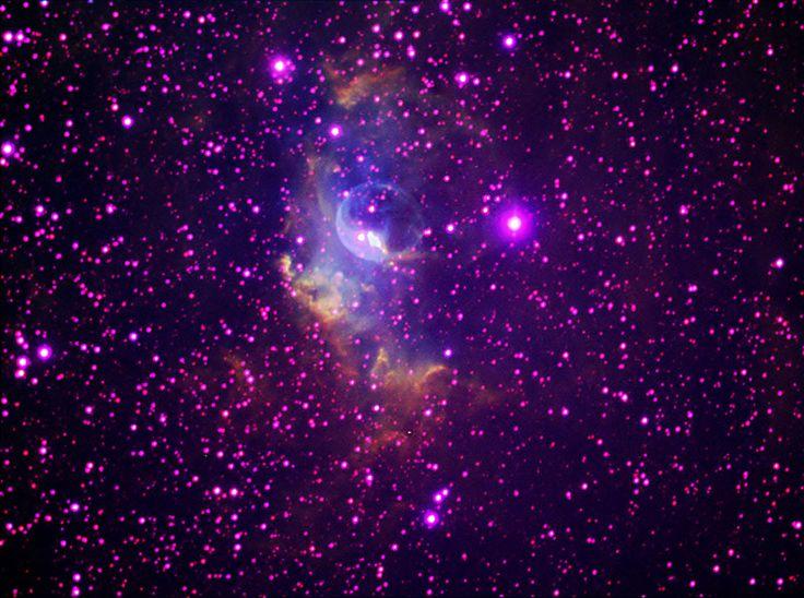 Imensidão do cosmos!