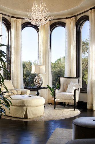 JAUREGUI Architecture Interior Construction Mediterranean Living Sagine☀️