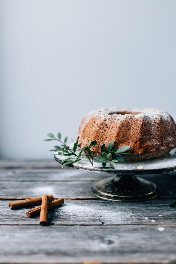 A Christmas Classic: Date Bundt Cake (gf + v) | tuulia blog