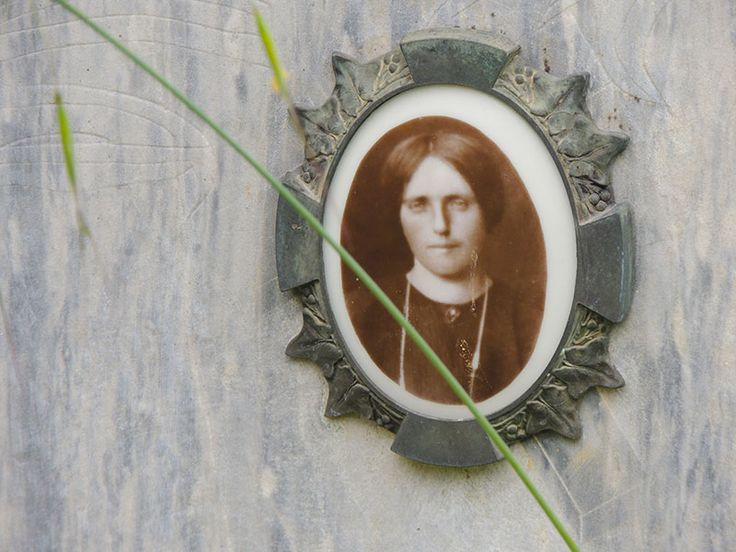 Sant' Anna in Camprena - Gravesite  #santannaincamprena
