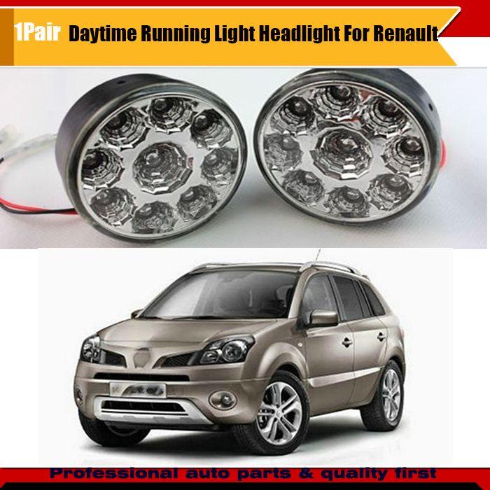 $14.99 (Buy here: https://alitems.com/g/1e8d114494ebda23ff8b16525dc3e8/?i=5&ulp=https%3A%2F%2Fwww.aliexpress.com%2Fitem%2F2pcs-9-LED-Round-Daytime-Driving-Running-Light-DRL-Car-Fog-Head-Lights-For-Renault-Duster%2F32369881836.html ) 2pcs 9 LED Round Daytime Driving Running Light DRL Car Fog Head Lights For Duster Fluence Laguna Scenic II Kangoo Scala for just $14.99